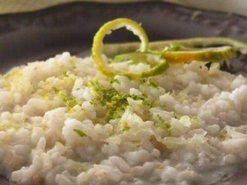 come fare il risotto al bergamotto